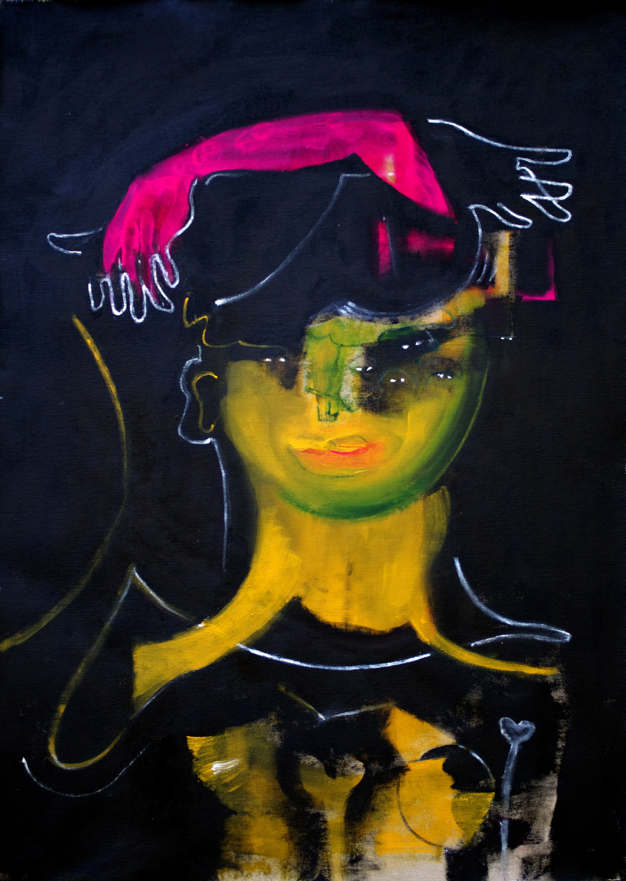 ITCHY GYPSY2-70x100Cm-27.5x39.4In-MMC-BERLIN-2012