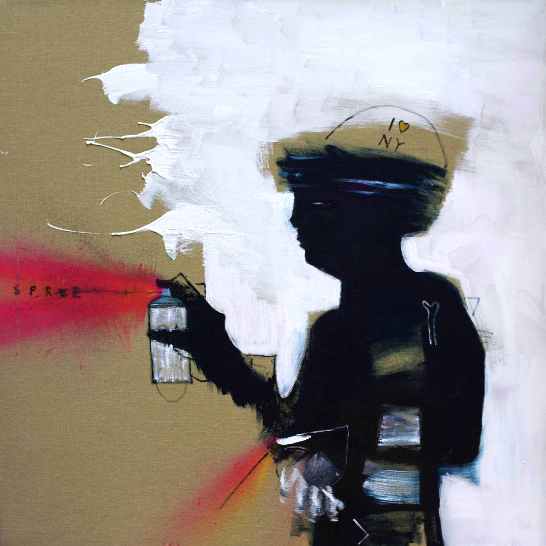 SPREE-90X90Cm-35.4x35.4In-MMC-BERLIN-2011