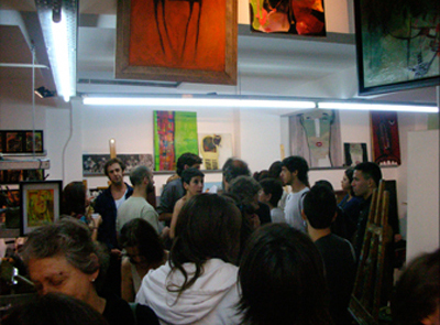 001 - JUAN ARATA - GALLERY NIGHTS 2