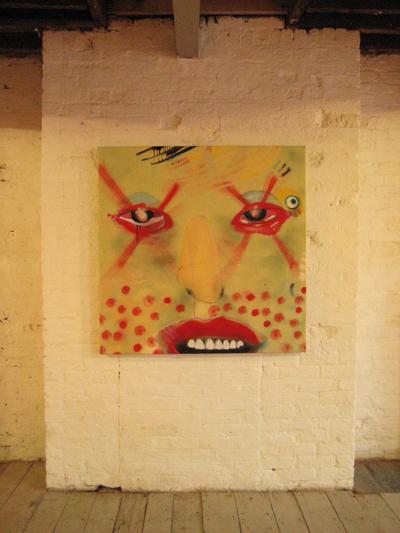 004 - JUAN ARATA -  Gallery 33 - Berlin
