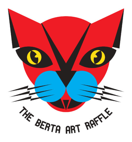 LOGO---THE-BERTA-ART-RAFFLE - borde